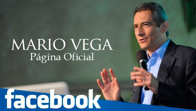 Fan Page Oficial Mario Vega